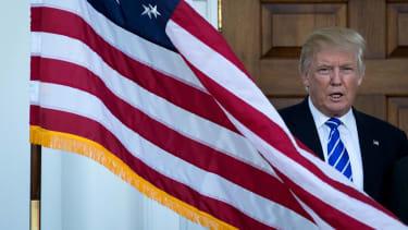 President Trump in New Jersey