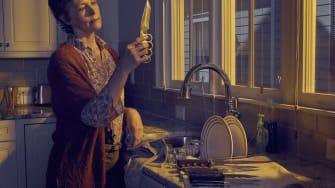 Melissa McBride as Carol Peletier.