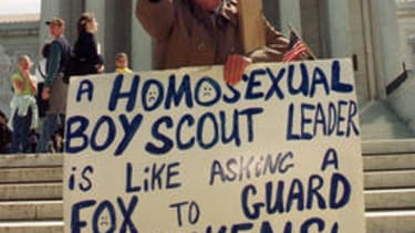 Boy Scouts kick out openly gay leader because they didn't realize he was gay