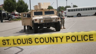 Justice Dept. launches broad civil rights investigation into Ferguson police practices