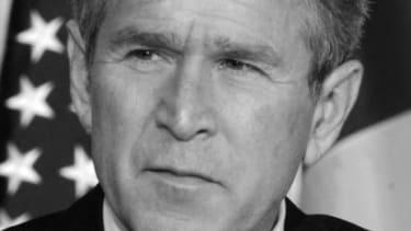 George W. Bush defends waterboarding tactics used during his presidency.