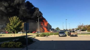 Two dead in plane crash at Kansas airport