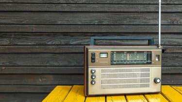 Shortwave radio.