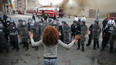 Black protest groups have long prioritized the male narrative.