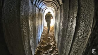 Here's everything you need to know about the Hamas tunnels into Israel, in 2 minutes
