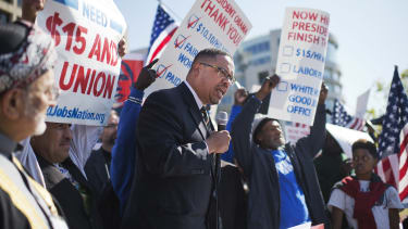 Keith Ellison would do well as the head of the DNC.