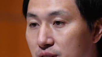 Chinese scientist He Jiankui.