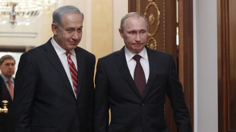 Why Russia should take over Israel's defense from America