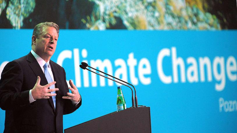 Al Gore almost didn't make An Inconvenient Truth