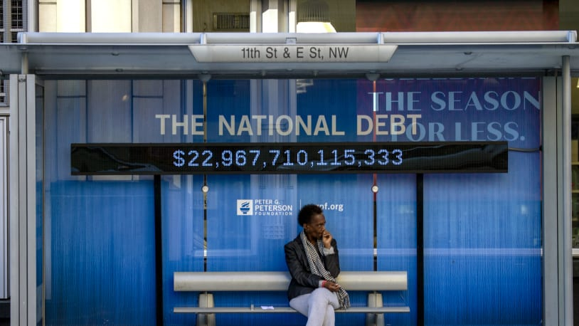 U.S. national debt projected to reach 98 percent of GDP by ...