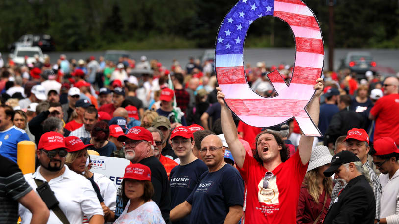 FBI: Some QAnon adherents no longer 'trust the plan' or Q's prophesies, may turn to violence
