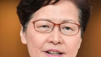 Hong Kong's Carrie Lam denies offering to quit