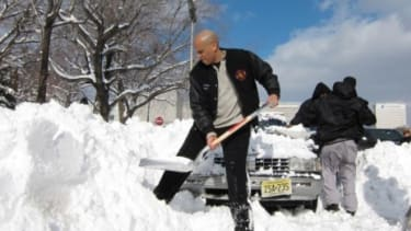 When his constituents tweeted for help digging out of the 2010 blizzard, Newark Mayor Cory Booker took to the streets with a shovel and He-Man power.