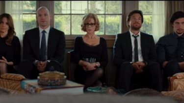 Watch the first trailer for This Is Where I Leave You starring Tina Fey, Jason Bateman