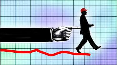 Is Donald Trump heading toward a recession?