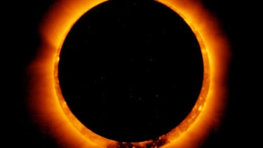 See the 'ring of fire' eclipse from the comfort of your own home