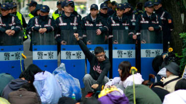 China Taiwan trade pact