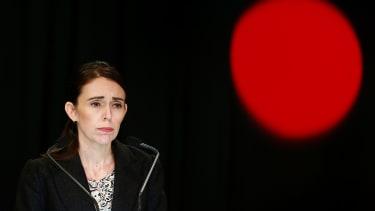 New Zealand Prime Minister Hagen Jacinda Ardern