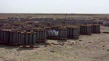 At least 629 U.S. troops were exposed to chemical weapons in Iraq
