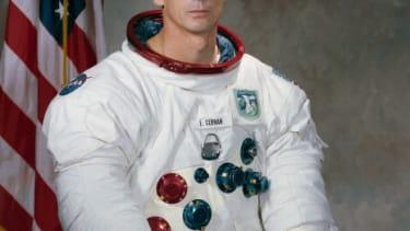 Gene Cernan.