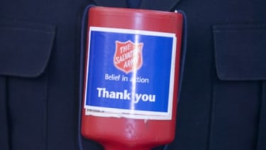 The Salvation Army may do wonders for the needy, but the Christian charity also has a troubled history of discriminating against gays.