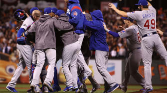 Cubs head back to the NLCS after beating Giants