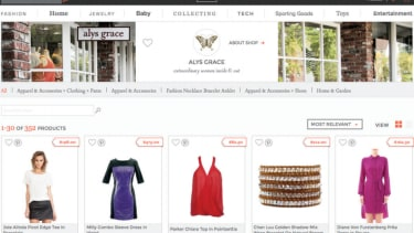 China's e-commerce giant rolls out its first U.S. shop