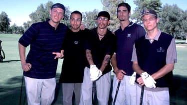 Backstreet Boys return with a big screen documentary