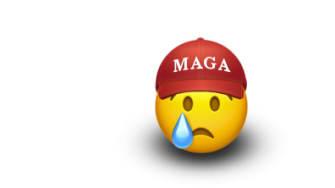 An emoji.