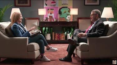 Samantha Bee and Al Franken talk Ted Cruz