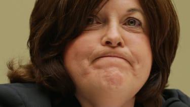 Julia Pierson is resigning as Secret Service director
