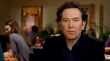 """Groupon's Super Bowl commercial featuring Timothy Hutton was meant to """"make fun of ourselves,"""" says Groupon CEO, not trivialize humanitarian causes."""