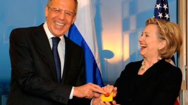 Will Hillary Clinton be damaged by the fallout from Ukraine?