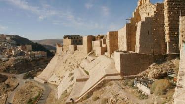 Karak Castle in Jordan