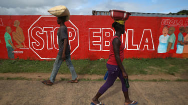 Red Cross official: Ebola outbreak could be contained within 6 months