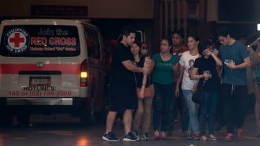Manila attack.
