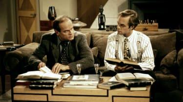 Niles and Frasier.