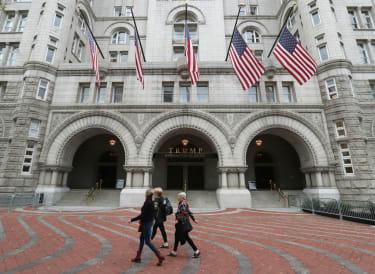 Trump Hotel in Washington D.C.