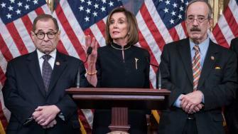 Nancy Pelosi won't commit
