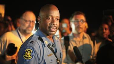 New state police commander is bringing calm to Ferguson, Missouri