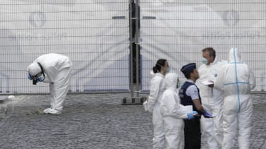 Shooting at Jewish Museum of Belgium leaves 3 dead, at least one seriously injured