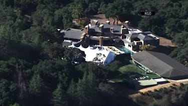 Trump holds fundraiser at Silicon Valley home