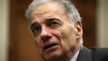 Ralph Nader objects to 'politically bigoted' term of 'spoiler' candidates