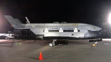 The U.S. Air Force's mysterious X-37B space drone is landing this week, after two years in orbit