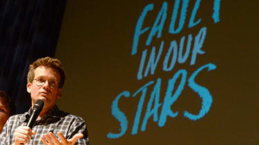 John Green might sneak into your Fault in Our Stars screening