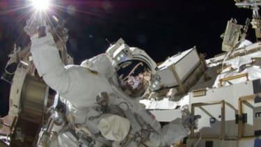 NASA astronaut Sunita Williams