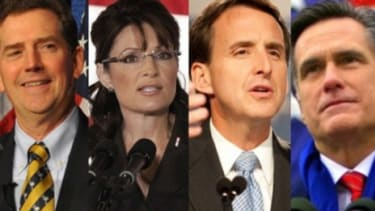 A fight for domination in the 2012 GOP field.