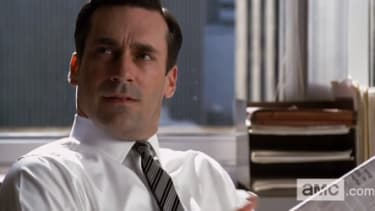 Watch 6 seasons of Don Draper in just 2 minutes