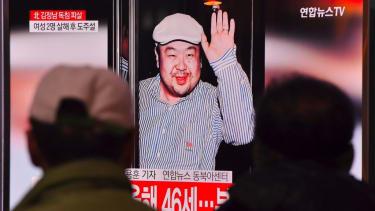 Kim Jong Nam assassination.