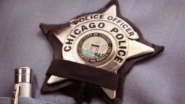 Chicago Police Officer Badge